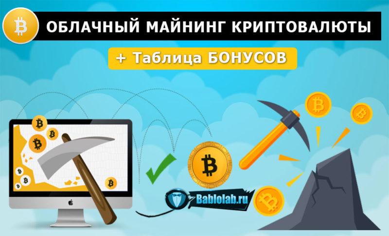 Облачный майнинг биткоинов без вложений на автомате на русском языке как написать заявление на форекс